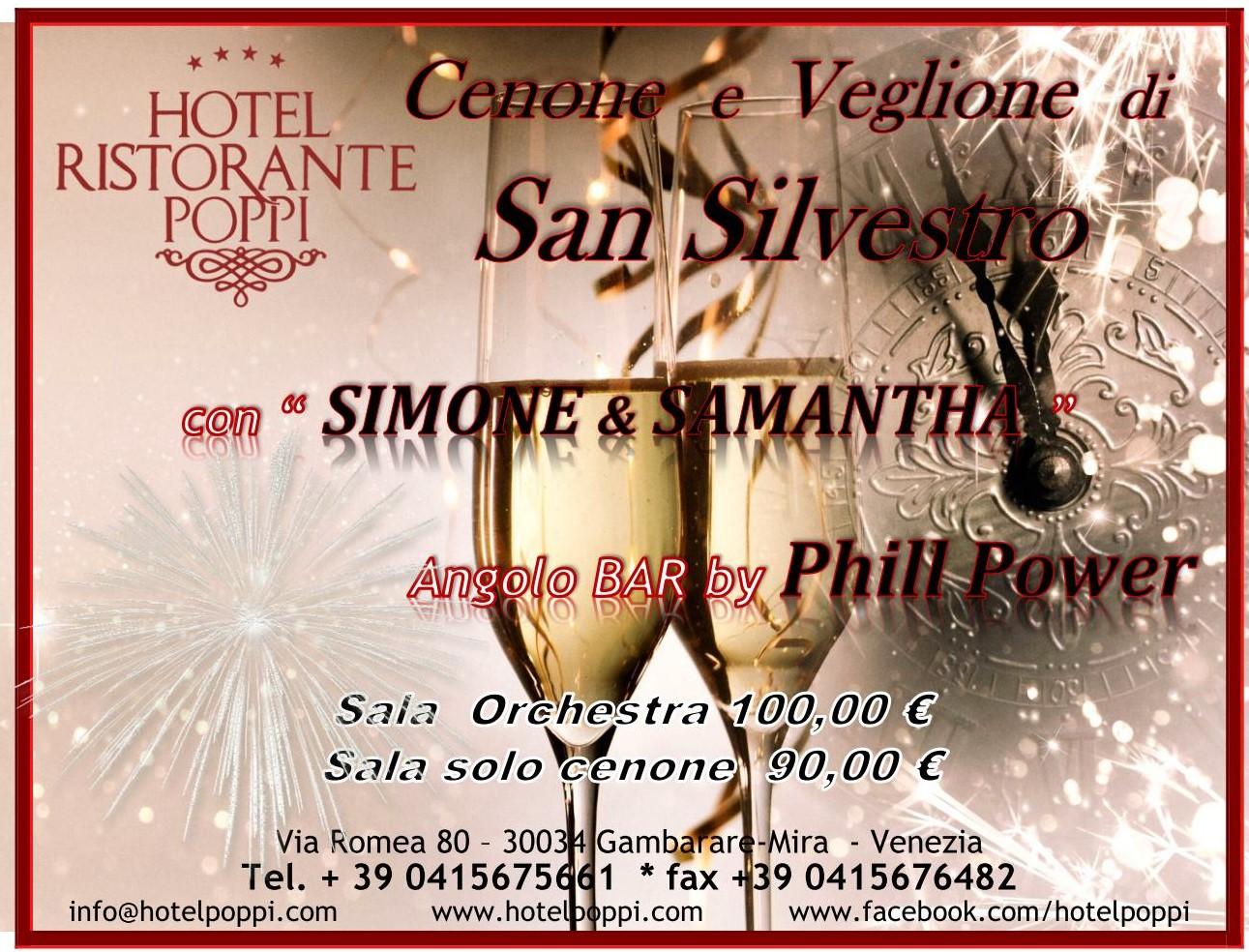 San Silvestro, 31 Dicembre 2019